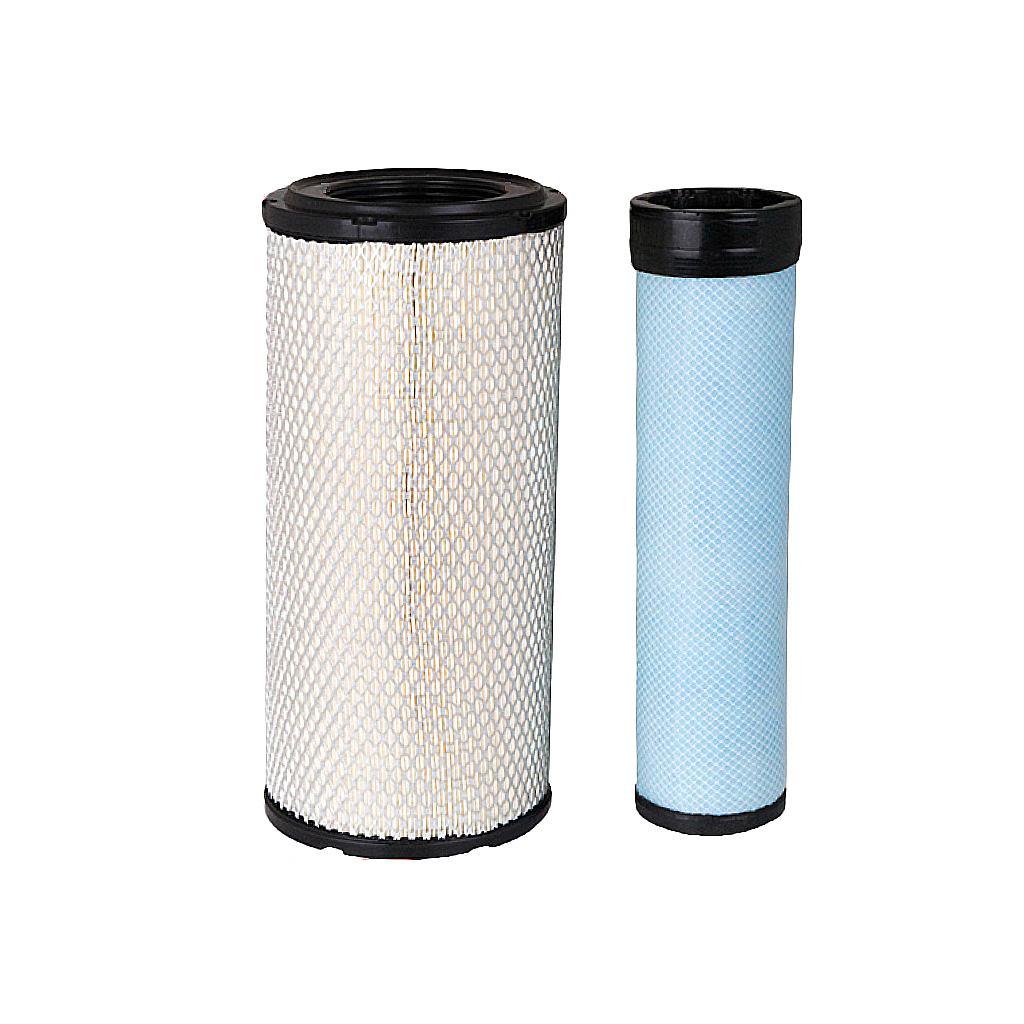 Sakura A-5541-S Air filter, Set Case 580 Super L, Super M, Case 590 Super L