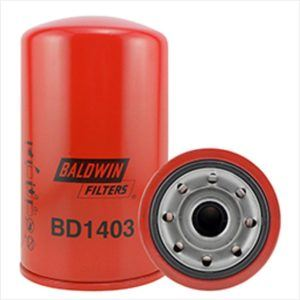 Baldwin BD1403 Dual-Flow Lube Spin-on Filter - Kobelco SK200-6
