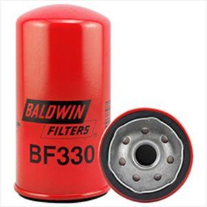 Baldwin BF330 Fuel Spin-on Filter - Komatsu PC300-6