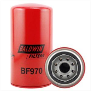 Baldwin BF970 Fuel Spin-on Filter - Komatsu PC200-6