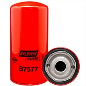 Baldwin B7577 By-Pass Lube Spin-on Filter - Hitachi EX200-5