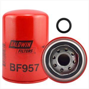 Baldwin BF957 Fuel Spin-on filter -  Komatsu PC300-6